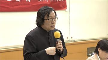 邱義仁:除非瘋了才推台獨 綠委:符合蔡基調「不挑釁、不冒進」