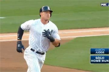 咬中球心87球!Judge成今年MLB最精準強打者