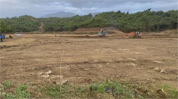屏東春日鄉太陽能電廠工程施作疑損毀二戰日軍要塞碉堡遭令停工