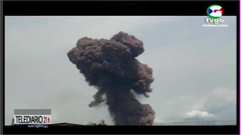 赤道幾內亞彈藥庫爆炸 至少15死500傷
