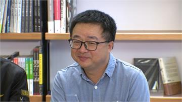 快訊/卓榮泰宣布 羅文嘉接任民進黨秘書長