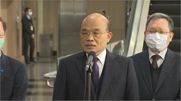 快新聞/蘇偉碩發表萊豬有害健康遭告發 蘇貞昌:尊重專業處理