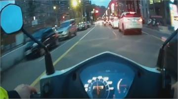 逆向又闖紅燈!桃園男一路跑給警追為何要跑?依公共危險移送