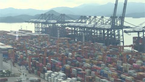 全球/疫情導致中國鹽田塞港 引爆全球物流危機