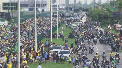 45萬人確診病逝全球第二慘!巴西總統再辦2萬人造勢大會面臨開罰
