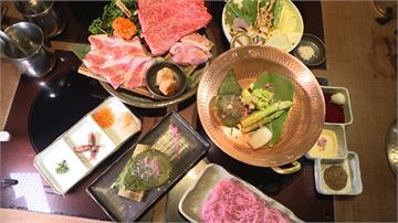 台灣也可吃到櫻花鍋!和牛旬未鍋品嚐春櫻滋味