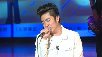 台中市勞工之夜登場 87樂團、許富凱熱力開唱