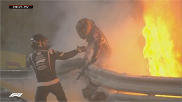 浴火重生歸來!F1火燒車手轉戰印地賽車