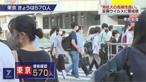 東奧開幕在即 天皇德仁透露擔憂 日本印度變種比例恐暴增7成