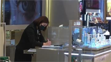 櫃姊投訴「戴深色口罩罰500元」  百貨公司:只是建議未強制