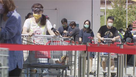 內湖好市多、IKEA復業 7/15確診者來過 內湖家樂福停業3天