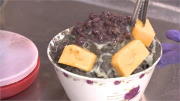 高雄黑沙玩藝節 吃「黑沙」涼一夏