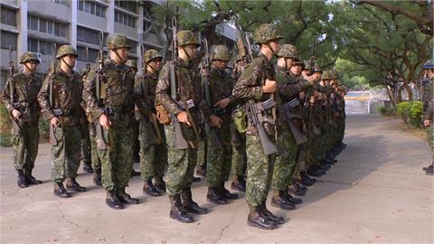 快新聞/等當兵時間能大幅縮短! 內政部修法:役男可申請優先或延緩入營