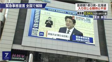 日本提早解除緊急事態 中央籲「勿跨縣移動」防二波感染