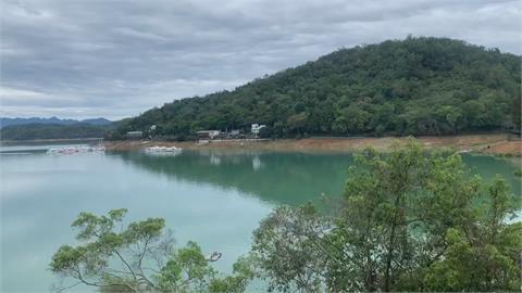 全台水庫笑納2.1億噸進水量 日月潭重現波光粼粼美景