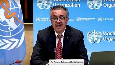 世衛:若公平分配資源 全球疫情數月內可控制