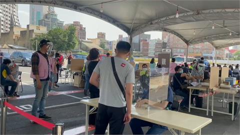 新竹市設專責疫苗接種站 2800劑疫苗拚3天內打完