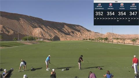 高球版全壘打大賽 PGA怪力男轟過3.5個足球場