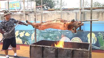 這次隨你吃!高市祭百斤烤乳豬推凱旋夜市