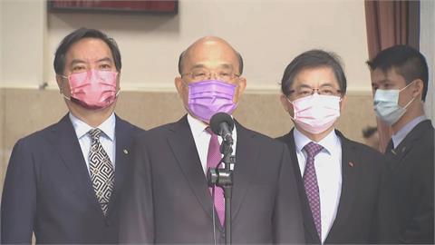 快新聞/提早赴立院待專案報告 蘇貞昌:阻擋我是妨礙國人知的權利