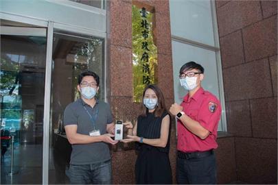 3C/Garmin 挺消防!宣佈捐贈 600 支具備血氧感測、呼吸速率的 Venu SQ GPS 智慧腕錶