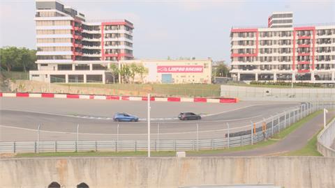 國際級專業G2賽道 一般房車試跑大呼過癮