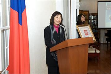 快新聞/台灣女兒趙克露出任美國際媒體署代理執行長 負責美對外廣播事務