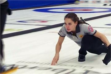 被封「冬奧版裘莉」 俄羅斯冰壺女選手正翻全場