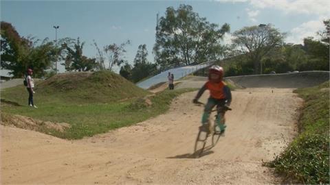 委內瑞拉女孩極限單車夢!3歲看里約奧運立志 盼2032騎上奧運殿堂
