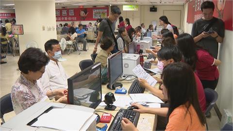 快新聞/防群聚加劇疫情 財政部緊急宣布:全台全面暫停臨櫃報稅