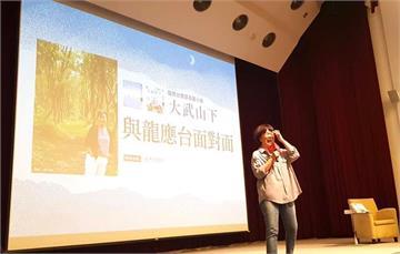快新聞/龍應台一句「反戰」成全民公敵 政大教授陳芳明:她矯情偽善