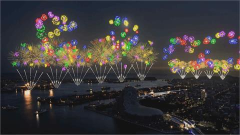 國慶焰火在港都! 十大最佳觀賞點搶先看