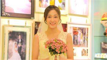 邱子芯為「他」披婚紗!放話35歲前嫁掉自己
