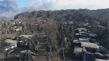 菲律賓塔爾火山恐再爆發!災民家園蒙上大量火山灰如月球表面