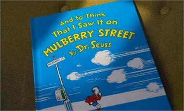 兒童繪本涉種族歧視 美停止出版「蘇斯博士」六本讀物