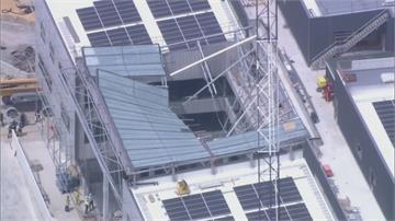 工人從20米高摔落慘死!澳洲科廷大學天花板崩塌1死2傷