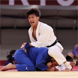 東奧/「柔道男神」楊勇緯勇奪銀牌改寫歷史 蘇貞昌大讚:首面奧運獎牌!