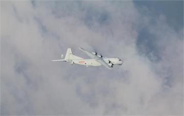 快新聞/共機又來擾! 1架「運8」闖我西南空域 空軍防空飛彈追監