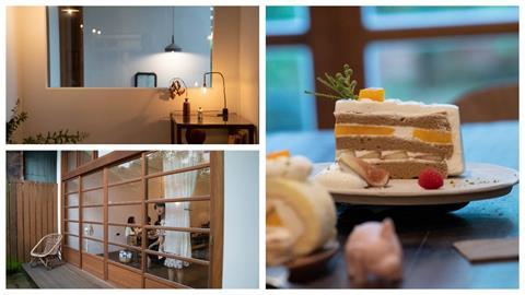 美食/嘉義咖啡廳 霜空咖啡|品味秋的暖心氣息 走訪老宅秘境中尋一個寧靜