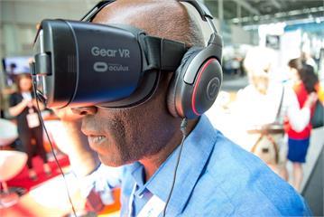 沈浸在蒙特婁交響樂團的VR世界
