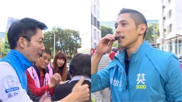 2022台北市長最新民調 吳怡農支持度4成5大勝蔣萬安
