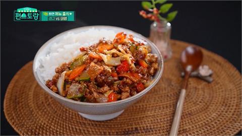韓國人難忘台灣美食 滷肉飯搭綜藝節目上架超商