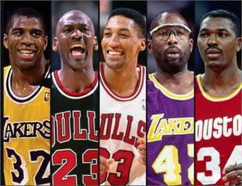 NBA/沒有LBJ也沒有KD!「籃球之神」心目中史上最強先發曝光