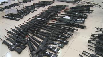 「操作槍」易改裝具殺傷力 桃警回收近6百支
