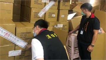 快新聞/口罩退貨首日回收近3百盒 加利承諾吸收郵資開放郵寄退口罩