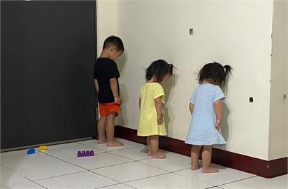 全國延長停課至14日!家長崩潰蓋起「罰站樓」讓網友都笑瘋