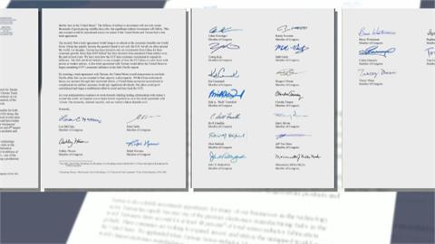 美共和黨23名眾議員 致函拜登籲與台簽FTA