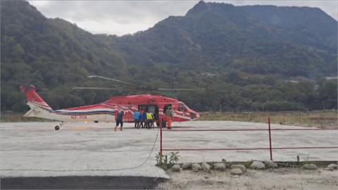 自私!停機坪遭山友拿來紮營 搜救人員被迫「跳機離艙」