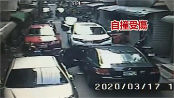 街頭上演警匪對峙!毒蟲拒捕加衝撞死巷 2人遭割傷