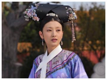 《甄嬛傳》眉姐姐「香檳薄紗」晚禮服飄仙氣 禮服尺度成焦點
